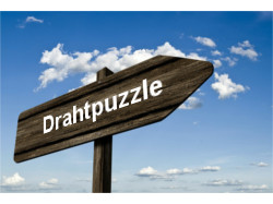 Weiter Metallpuzzle Drahtpuzzle