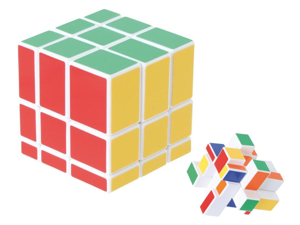 Magic Cube asymetric