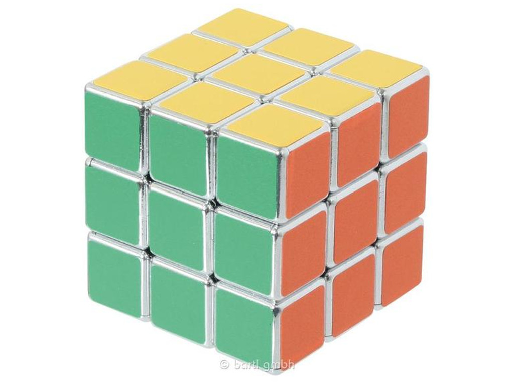Magic Cube metal 3x3x3