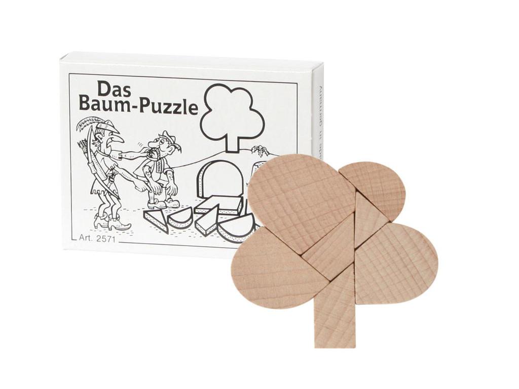 das baum puzzle