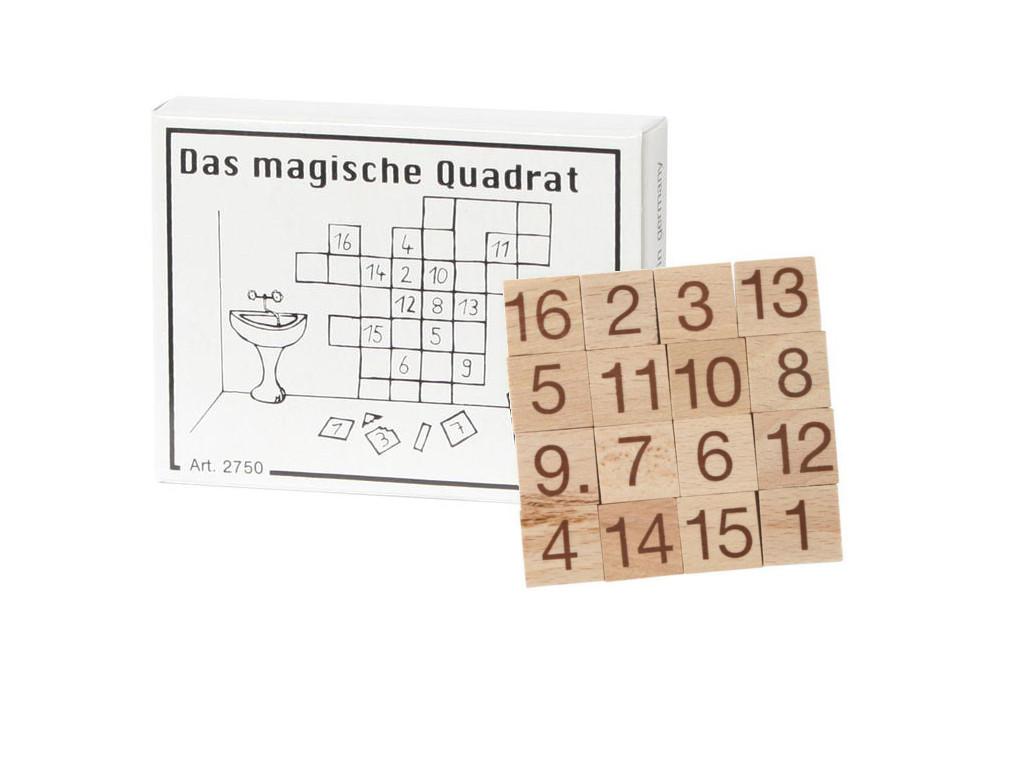 mini puzzle das magische quadrat ba2750. Black Bedroom Furniture Sets. Home Design Ideas