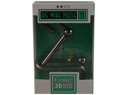 Metallpuzzle Big Wire Puzzle 11