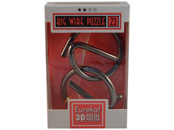 Metallpuzzle Big Wire Puzzle 23