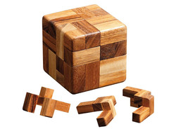 Packwürfel Puzzle Cube of 7